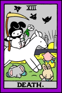 hello-kitty-tarot-death1