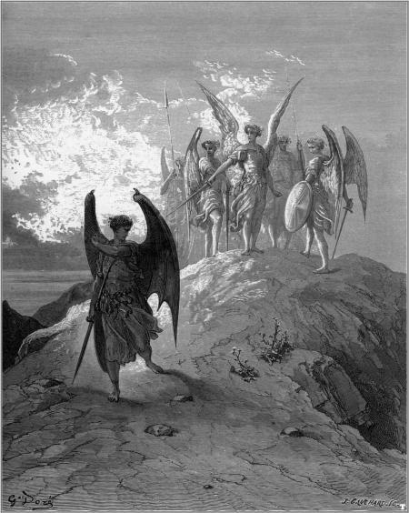 Lucifer Banished