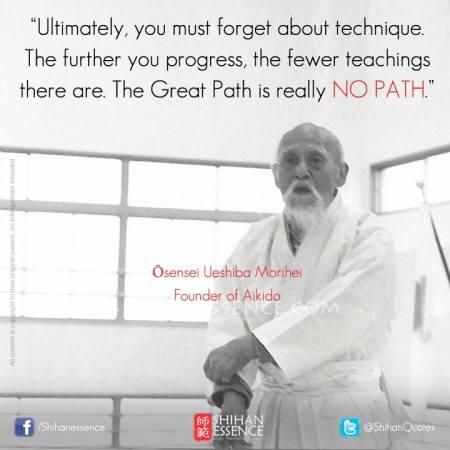 No Path